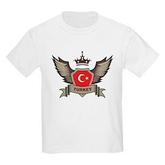 Turkey Emblem T-Shirt