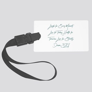 From Moments To Eternity Luggage Tag