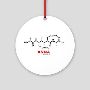 ANNA Keepsake (Round)