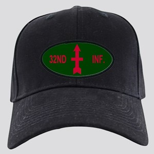 128th Infantry Regiment <BR> Black Cap