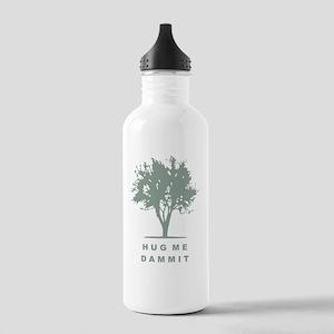 Hug Me Dammit Stainless Water Bottle 1.0L