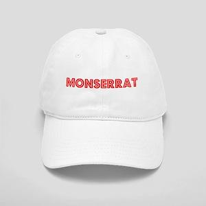 Retro Monserrat (Red) Cap