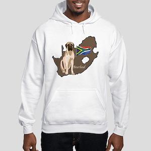 BOERBOEL MAP Hooded Sweatshirt