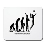 Extreme Volleyball Mousepad
