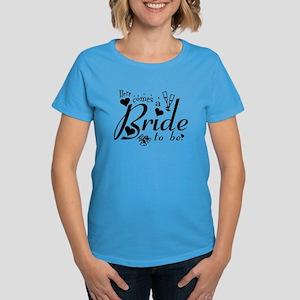 Bride To Be Women's Dark T-Shirt