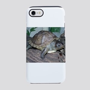 Baby Box Turtle Relaxing iPhone 8/7 Tough Case
