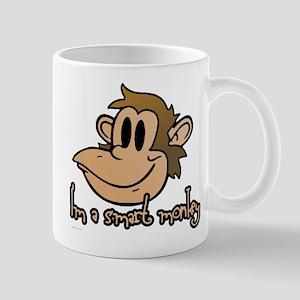 I'm a smart monkey Mug