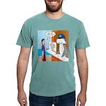 Free Shark SCUBA Dive Mens Comfort Colors Shirt