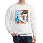 Free Shark SCUBA Dive Sweatshirt