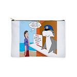 Free Shark SCUBA Dive Makeup Bag