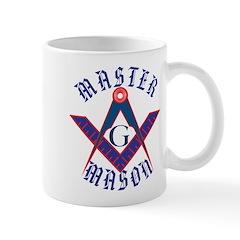 The Master Masons Mug