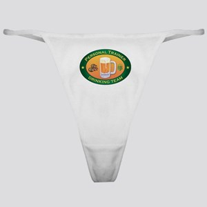 Personal Trainer Team Classic Thong