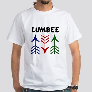 LUMBEE White T-Shirt