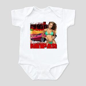 Cuda Girl Infant Bodysuit