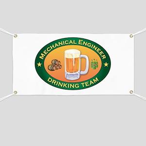 Mechanical Engineer Team Banner
