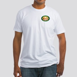 Martial Arts Team Fitted T-Shirt