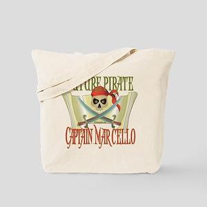 Captain Marcello Tote Bag