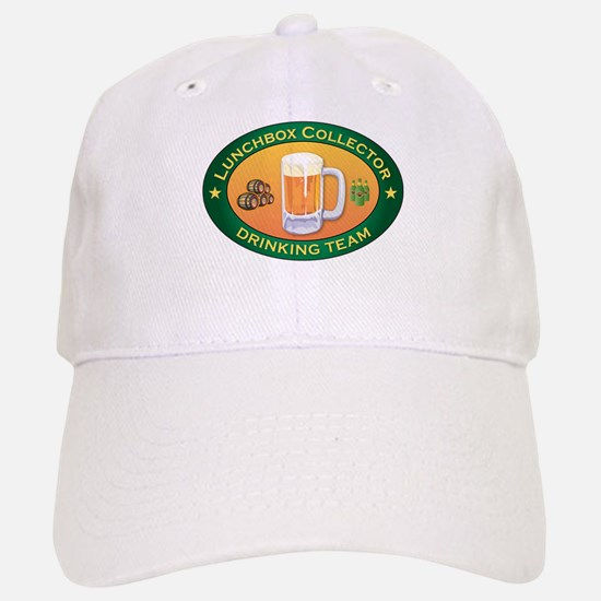 Lunchbox Collector Team Baseball Baseball Cap