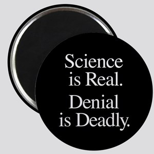 Science Is Real Magnet