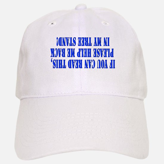 If you can read this hunting Baseball Baseball Cap