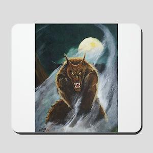 wolfman Mousepad