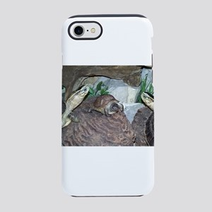 3 Little Land Turtles iPhone 8/7 Tough Case