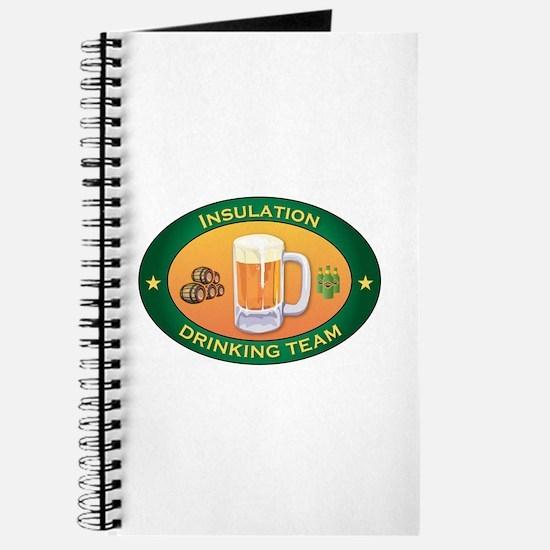 Insulation Team Journal