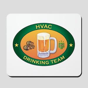 HVAC Team Mousepad