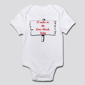 Love Shack Infant Bodysuit