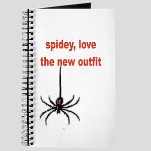 Spiderman 3 Journal