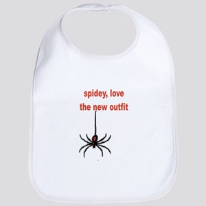 Spiderman 3 Bib