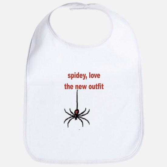 Spiderman 3 Bib