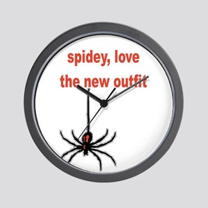 Spiderman 3 Wall Clock