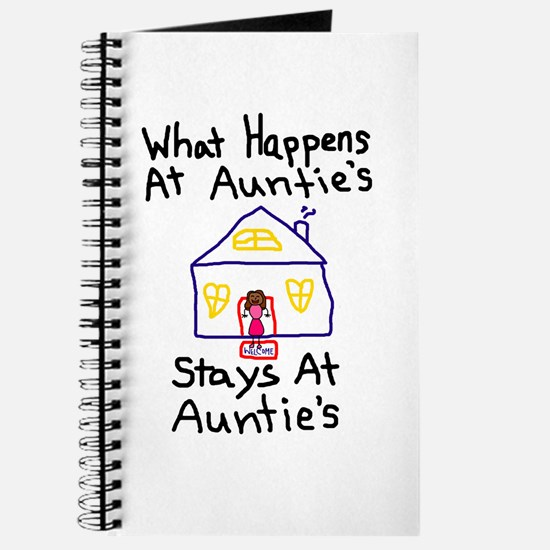 Auntie's House Journal