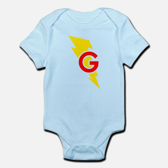 Super Grover Red Body Suit