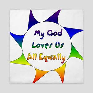 Equal Love Queen Duvet