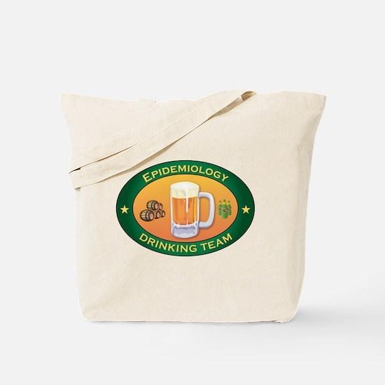 Epidemiology Team Tote Bag