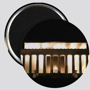 Lincoln Memorial Merchandise Magnet