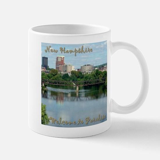 NH Paradise Mug