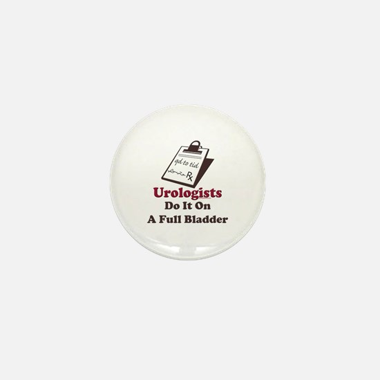 Funny Urologist Mini Button
