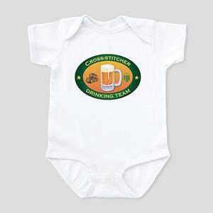 Cross-stitcher Team Infant Bodysuit
