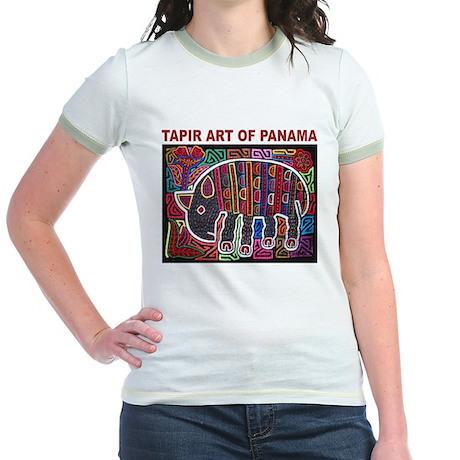 Tapir Mola Jr. Ringer T-Shirt