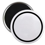 Circle Symbol Magnet