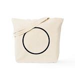 Circle Symbol Tote Bag