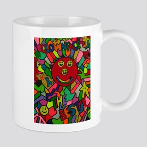 Clownface UR THE BEST Mug