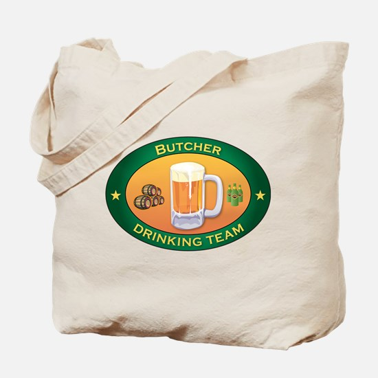 Butcher Team Tote Bag