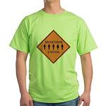 bricktown station Green T-Shirt