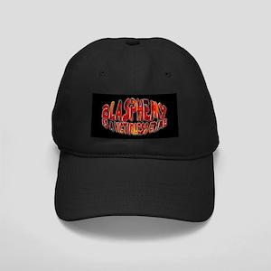 Blasphemy No Crime Baseball Cap Hat