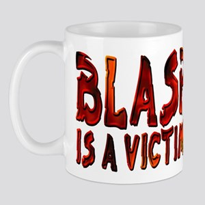 Blasphemy No Crime Small 11oz Mug