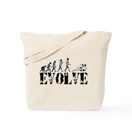 Wrestling Wrestler Tote Bag